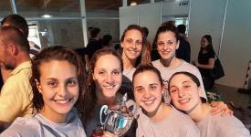 Le ragazze di Azzurra'91 CSI seconde in Italia!