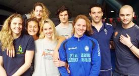 Quattro medaglie d'oro a Milano per Azzurra'91-CSI!