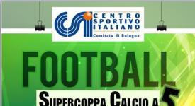 Supercoppa Calcio a 5: venerdì 19 Pala Vasco De Gama