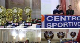 Premiazioni 2016 Atletica a Villa Pallavicini!