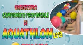 Aquathlon 2019 - prima tappa 21 luglio