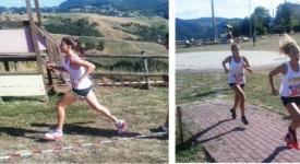 Corsa in montagna: ancora in evidenza l'Atletico Borgo!