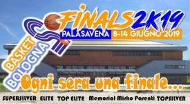 Finali Campionato basket 2018/2019