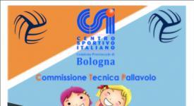 4° tappa Concentramento Minivolley: tutti a sala Bolognese