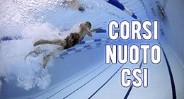 Banner Nuoto